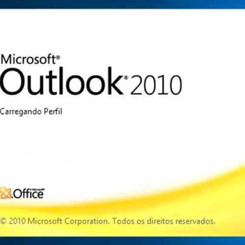 Configurar e-mail no Outlook 2010